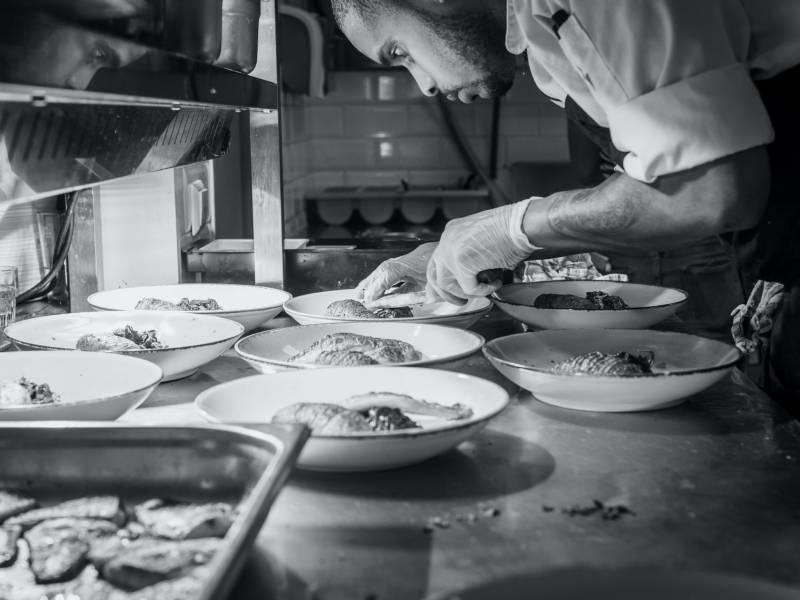 Aiuto cuoco Empoli