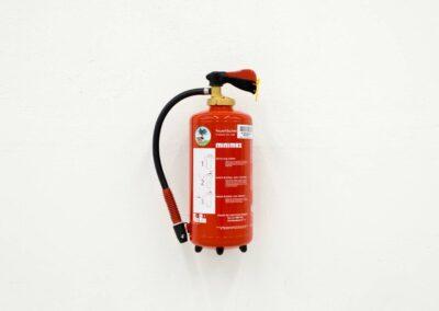 Antincendio a rischio elevato