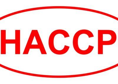 HACCP – 8 ore