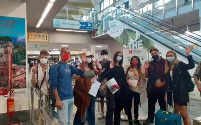 Erasmus +: partite le delegazioni di Valencia, Berlino e Cork