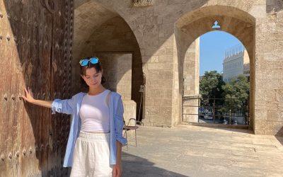 """""""Un'esperienza ottima per mettersi alla prova"""": il racconto di Martina da Valencia"""